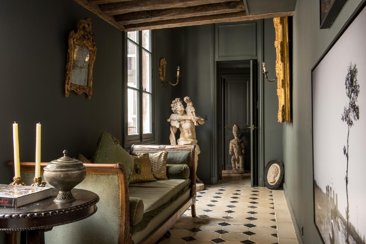 CM Studio Paris Concept
